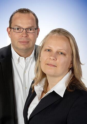 Yvonne und Andreas Berndt-Breuer